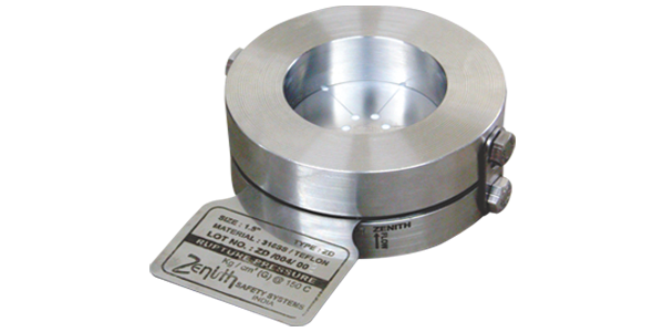 Rupture Disk For Pressure Vessel Surat